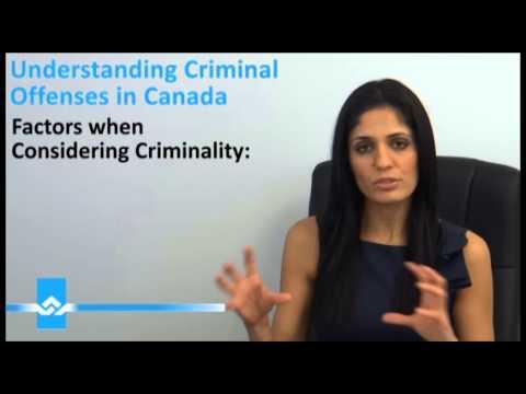 Understanding Criminal Offenses Video