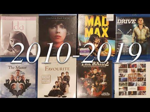 Best and Worst Films (2010 - 2019) - ralphthemoviemaker