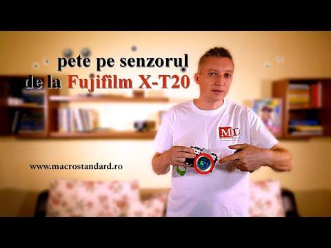Cum am murdarit senzorul de la aparatul meu foto mirrorless Fujifilm X-T20
