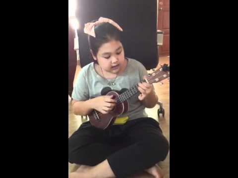cover เพลงพูดไม่ค่อยเก่ง -หยก (видео)