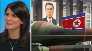 Video Haley on North Korea: We hit them and we hit them hard MP3, 3GP, MP4, WEBM, AVI, FLV Oktober 2017