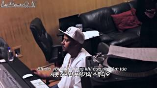 [RapMonsterVN][Vietsub][BTS in NAVER STAR CAST] Rap Monster with Warren G (2-3)