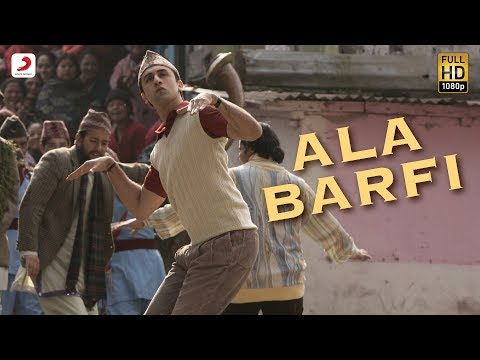 Ala Barfi! Official Full Song