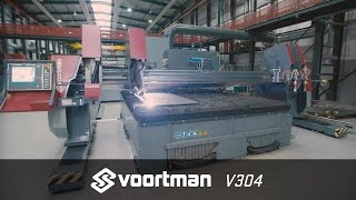 Voortman V304 High Def Plasma Table