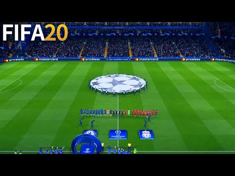 FIFA 20 Demo | Liverpool vs Chelsea - UEFA Champions League - Full Match & Gameplay
