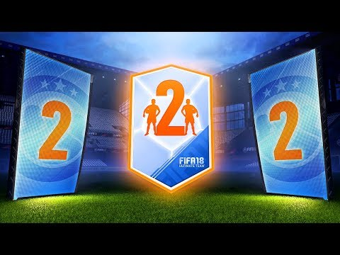 INSANE WALKOUTS! - TOTGS 2 PLAYER UPGRADE PACKS! - FIFA 18 Ultimate Team (видео)