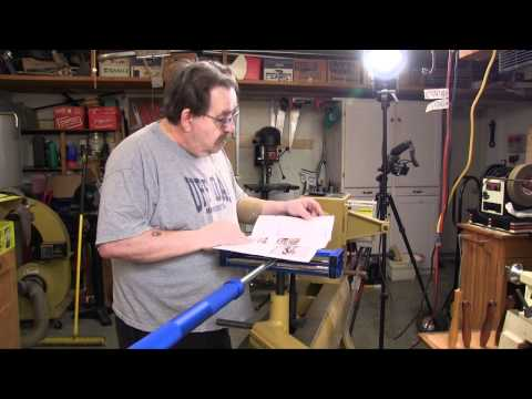 Carter Hollow Roller Vessel Turning System Review