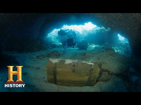 Beyond Oak Island: HOLY GRAIL SAN JOSE SHIPWRECK *Worth 20 Billion Dollars* (Season 1) | History