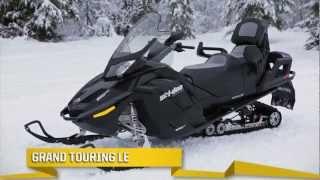 10. Modèle Grand Touring 2014 de Ski-Doo