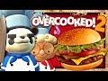 Les Rois Du Burger   Overcooked 2 Episode 5 Co Op Fr