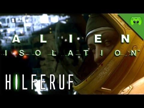 ALIEN ISOLATION # 1 - Hilferuf «» Let's Play Alien Isolation PC   Full HD