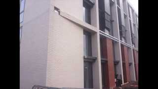 Bowmer & Kirkland Site University of Warwick - Coventry -  Brickslip Cladding Injection Pointing