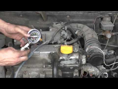 Двигатель работает на двух цилиндрах ваз 2107 снимок