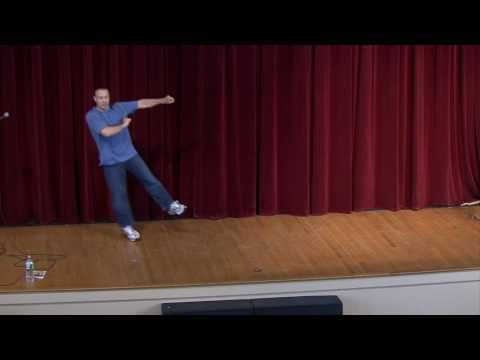 judsonlaipply - Award-Winning speaker Judson Laipply: Inspirational Comedian and Evolution of Dance™ Creator performs for a packed Bingham Auditorium for assembly on Thursda...