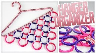 Hanger Wardrobe Organizer - Do It, Gurl - YouTube