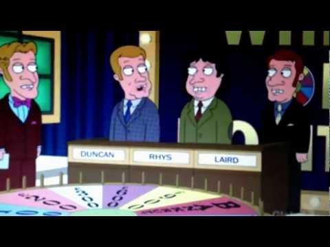 Family Guy - Wheel of Politeness