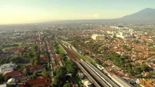 Cirebon Indonesia  city photos : Aerial: Kota Cirebon, Jawa Barat - Indonesia