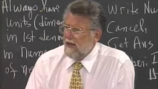 Lecture 29 - Developmental Arithmetic: Math 10