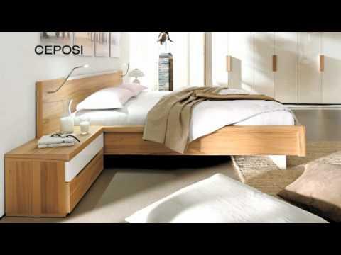 Мебель для спальни Ceposi от Hulsta