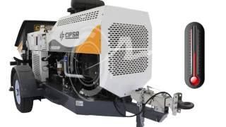 LS600 Concrete Pump