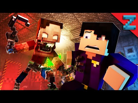 """After Show"" Minecraft FNAF Animation Music Video (Song by TryHardNinja) The Foxy Song 4"