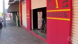 Pirajuí: comércio segue fechado