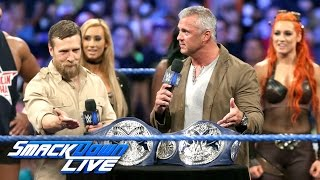 Nonton The new SmackDown Tag Team and Women's Titles are unveiled: SmackDown Live, Aug. 23, 2016 Film Subtitle Indonesia Streaming Movie Download
