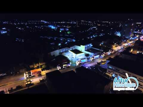 Artur Henrique - Imagens Aereas - Caravana Iluminada Natal Coca Cola em Jundiaí
