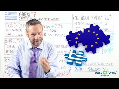 Forex Premium Market Update – GREEK EXIT