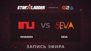 Invasion vs 5eva, game 3