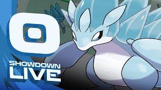 SLUSH RUSH SANDSLASH Pokemon Sun & Moon! NU Showdown Live w/PokeaimMD by PokeaimMD