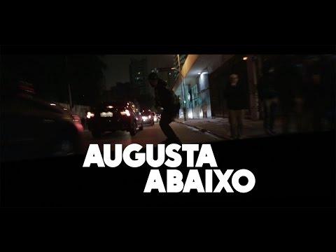 Um rolê insano de skate pela Rua Augusta