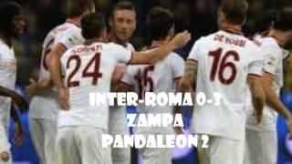 inter roma Inter-Roma 0-3 Commento Di CARLO ZAMPA  (05102013)