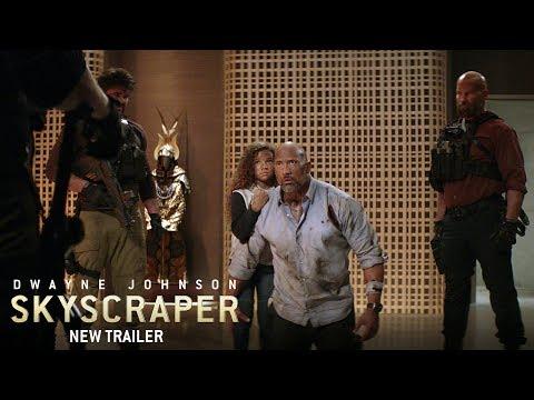 Skyscraper - Official Trailer 2