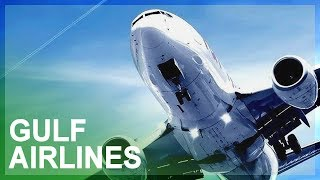 Geo-economics of the Gulf airlines