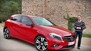 Mercedes-Benz Clase A - Prueba / Review (2013)