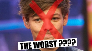 Video REASONS why LOUIS TOMLINSON is THE WORST in ONE DIRECTION !!1!1!1!1!11!1!1 download in MP3, 3GP, MP4, WEBM, AVI, FLV Februari 2017