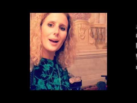 Videomessaggio – OTTAVIA BROWN – Musica Intorno