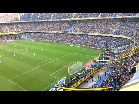 Boca-Rafaela: Esta hinchada se merece ser campeón...♪♫ - La 12 - Boca Juniors