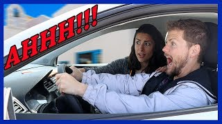 GIRLFRIEND ATTEMPTS TO TEACH ME STICK SHIFT…AND IT GOES HORRIBLY WRONG by Drew Lynch
