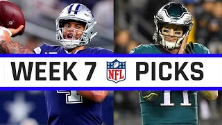 NFL Week 7 2019 Picks Straight up and Against The Spread
