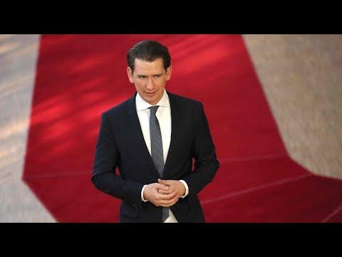 Österreich: FPÖ-Politiker diffamiert Migranten - Kanzler Kurz schockiert über »Ratten-Gedicht«