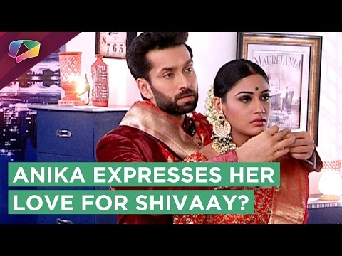 Anika Will Express Her Love For Shivaay? | Ishqbaa