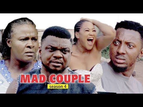 MAD COUPLE 4 - 2018 LATEST NIGERIAN NOLLYWOOD MOVIES || TRENDING NIGERIAN MOVIES