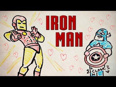 El Origen de Iron Man   Destripando la Historia   CANCIÓN Parodia