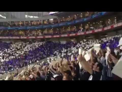 Recibimiento Monterrey vs América semifinal 2016 - La Adicción - Monterrey
