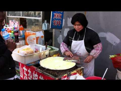 how to make jian bing