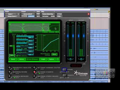 MixCoach Playbook – Mastering with Ozone part 2