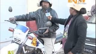 Eritrean News - Road Renovation in Asmara by Eri-TV