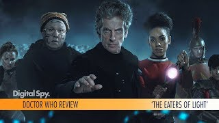 Morgan Jeffery reviews the latest Doctor Who adventure 'the Eaters of Light', written by classic Who writer Rona Munro.Follow Digital Spy on Twitter at http://twitter.com/digitalspyLike Digital Spy on Facebook at http://fb.com/digitalspyuk
